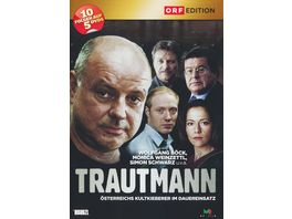 Trautmann 5 DVDs