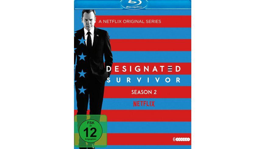 Designated Survivor Staffel 2 6 BRs