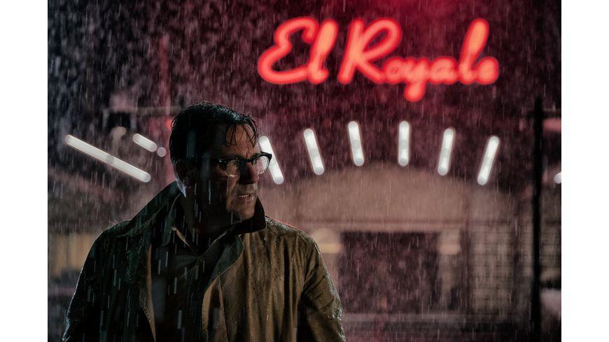 Bad Times at the El Royale 4K Ultra HD Blu ray 2D
