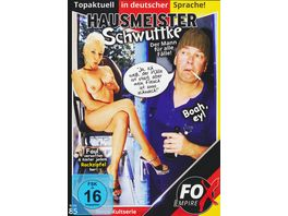 Hausmeister Schwuttke 1 Der Mann fuer alle Faelle