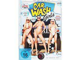 Car Wash Girls Heisse Schlitten scharfe Kurven
