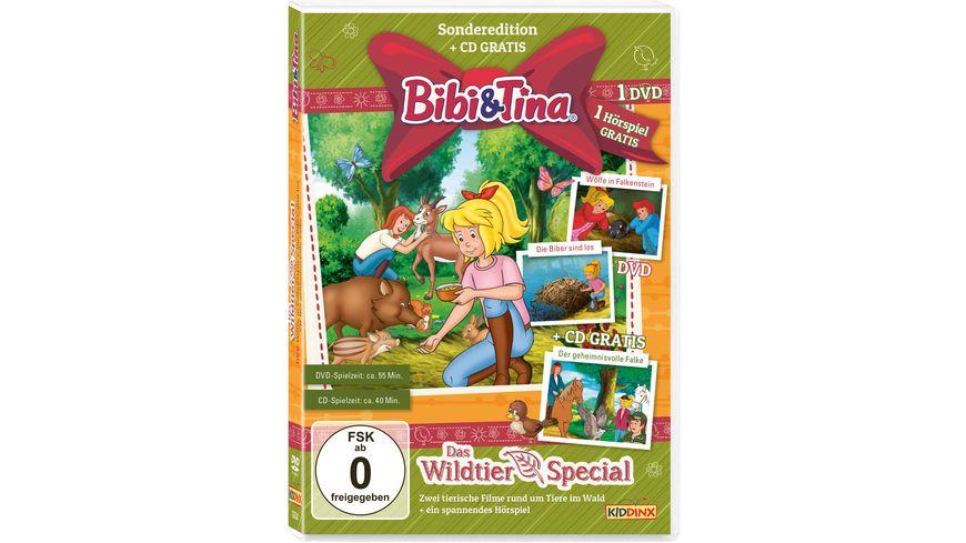 Bibi Tina Das Wildtier Special CD