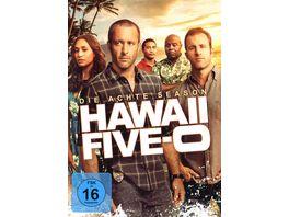 Hawaii Five 0 2010 Season 8 6 DVDs