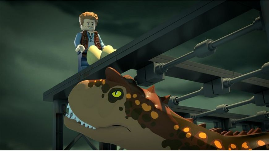 Lego Jurassic World Neue Attraktion