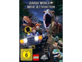 Lego Jurassic World Neue Attraktion