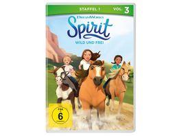 Spirit Wild und frei Staffel 1 Vol 3