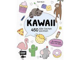 Kawaii 450 suesse Sachen zeichnen