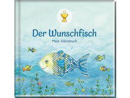 Der Wunschfisch Mein Gaestebuch