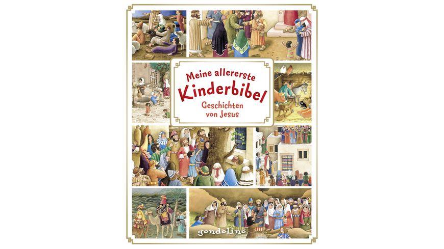 Meine allererste Kinderbibel Geschichten von Jesus