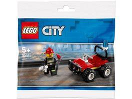 LEGO City 30361 Feuerwehr Buggy