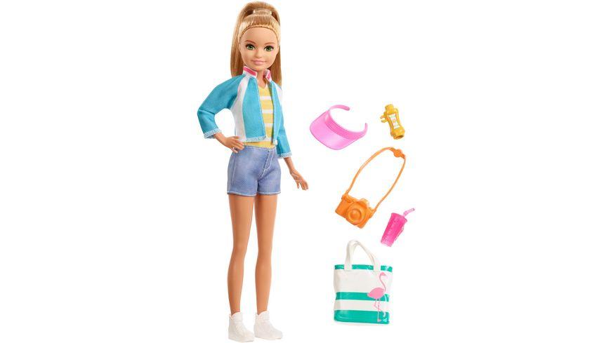 Mattel Barbie Reise Stacie Puppe