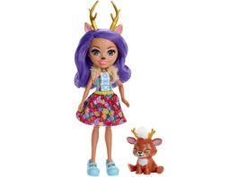 Mattel Enchantimals FXM75 Danessa Deer und Sprint