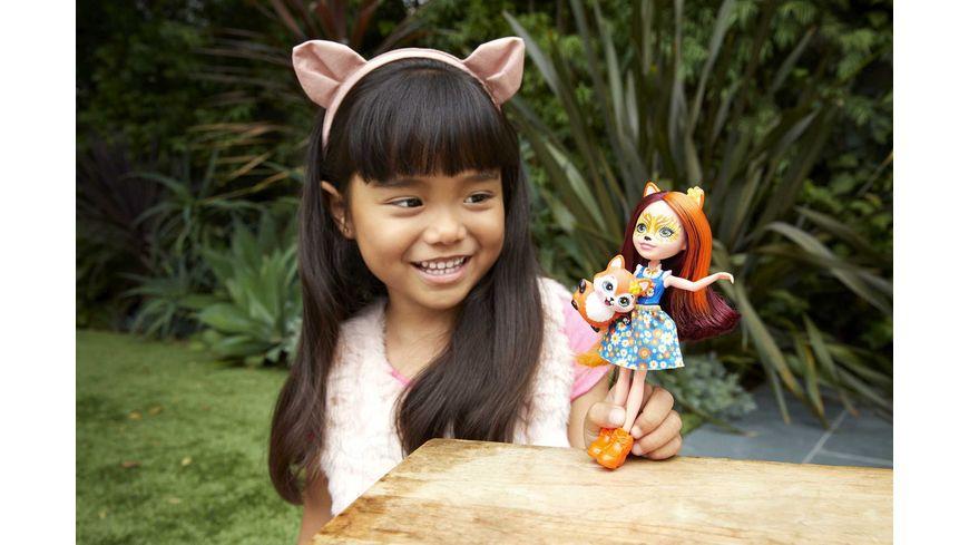 Mattel Enchantimals Felicity Fox und Flick