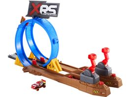 Mattel Cars Crash Looping Spielset