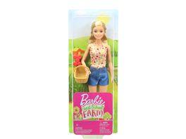 Mattel Barbie Spass auf dem Bauernhof Barbie Puppe