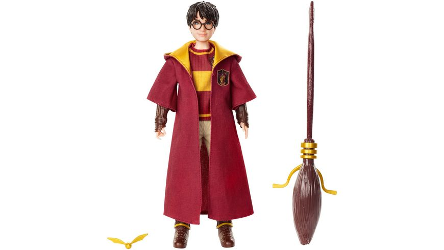 Mattel Harry Potter Quidditch Harry Potter Puppe
