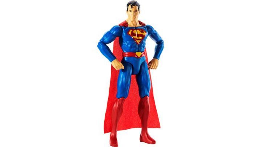Mattel DC Justice League True Moves Figur Superman 30 cm