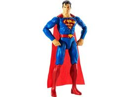 Mattel DC Justice League True Moves Figur Superman 30 cm