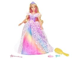 Mattel Barbie Dreamtopia Ultimate Princess Puppe blond