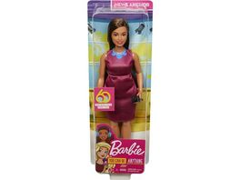 Mattel Barbie 60 Jubilaeum Karriere Puppe Journalistin