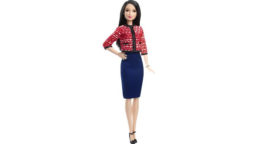 Mattel Barbie 60th Anniversary Praesidentschaftskandidatin Puppe