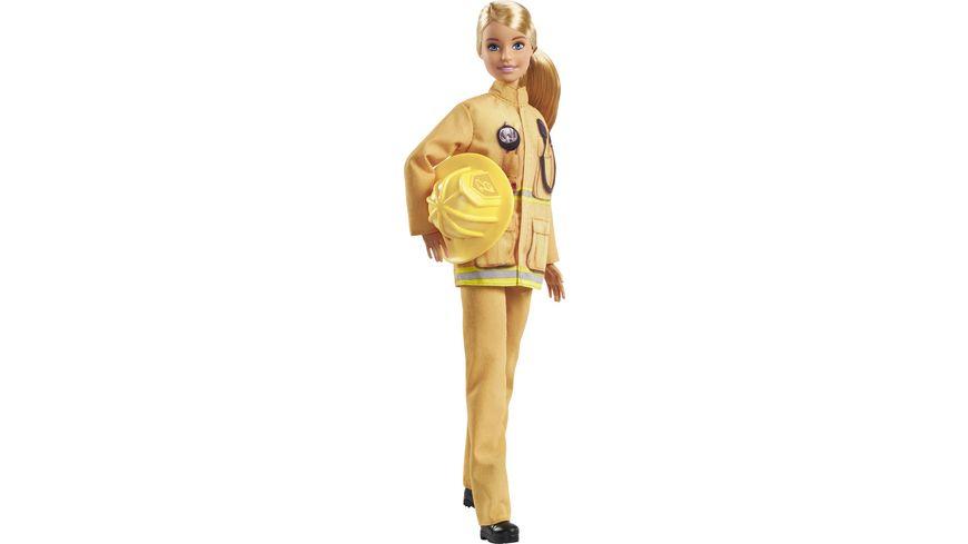 Mattel Barbie 60th Anniversary Feuerwehrfrau Puppe