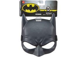 Mattel DC Batman Missions Batman Maske