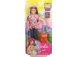 Mattel Barbie Reise Skipper Puppe