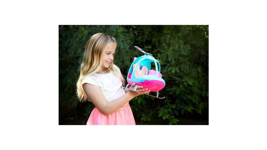 Mattel Barbie Reise Hubschrauber