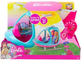 Mattel Barbie Travel Helikopter