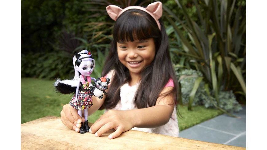 Mattel Enchantimals Sage Skunk und Caper