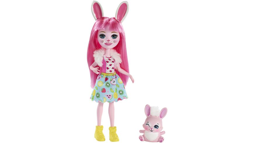 Mattel Enchantimals Bree Bunny und Twist