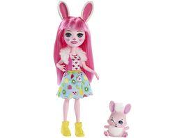 Mattel Enchantimals FXM73 Bree Bunny und Twist