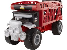 Mattel Hot Wheels Monster Truck Mover