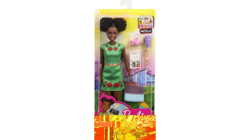 Mattel Barbie Reise Nikki Puppe
