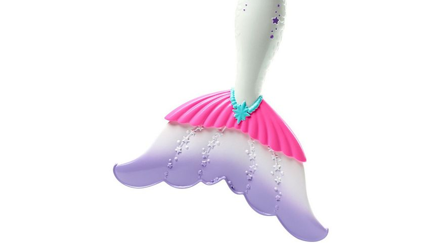 Mattel Barbie Crayola Farbzauber Meerjungfrau Puppe