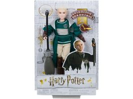 Mattel Harry Potter Quidditch Draco Malfoy Puppe