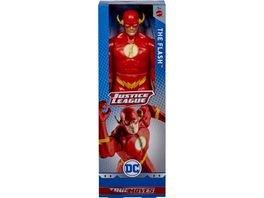 Mattel DC Justice League True Moves Figur The Flash 30 cm