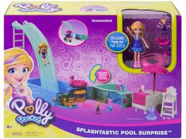Mattel Polly Pocket Wasserspass Ueberraschung