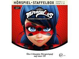 Miraculous Staffel 1 1 Folge 1 13 HSP Staffelbox