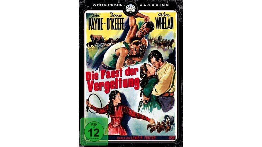 Die Faust der Vergeltung Original Kinofassung uncut