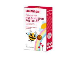 BAKANASAN Propolis Kids Hals Husten Pastillen