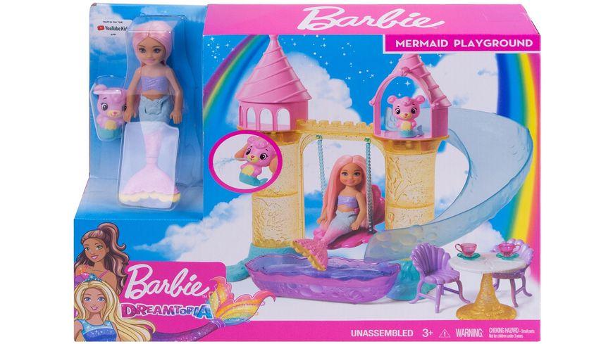 Mattel Barbie Dreamtopia Spielplatz