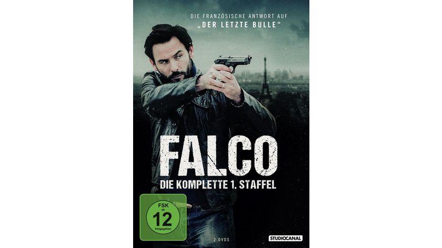 Falco 1 Staffel 2 DVDs