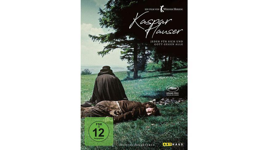 Kaspar Hauser Jeder fuer sich und Gott gegen alle Digital Remastered