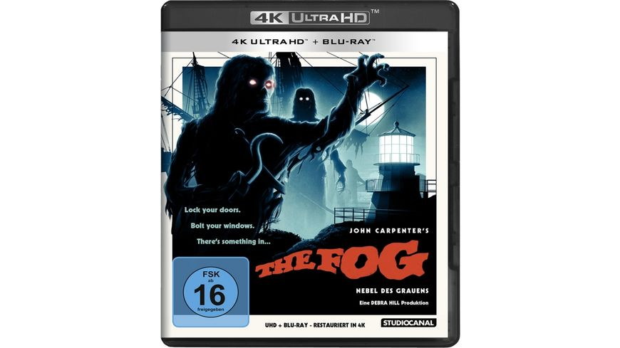 The Fog Nebel des Grauens 4K Ultra HD BR