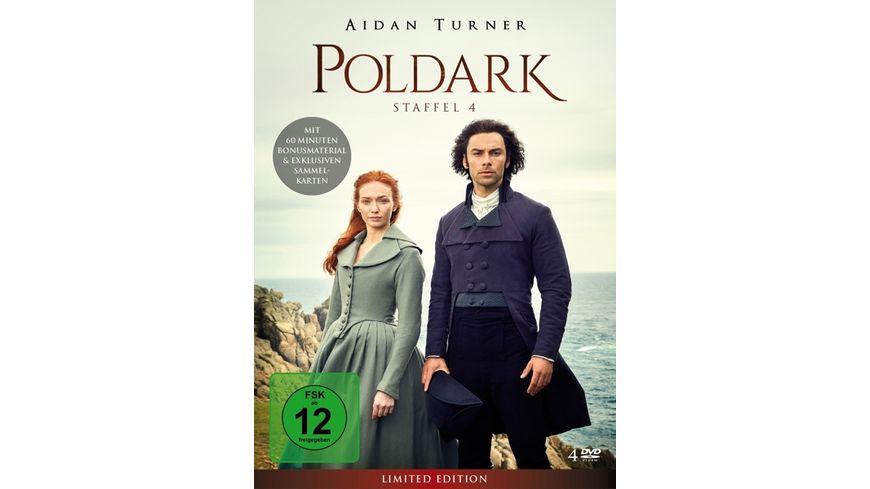 Poldark Staffel 4 Limited Edition 3 DVDs