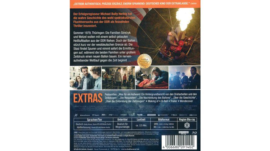 Ballon 4K Ultra HD Blu ray 2D