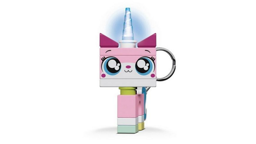 LEGO Movie 2 LED Minitaschenlampe Unikitty