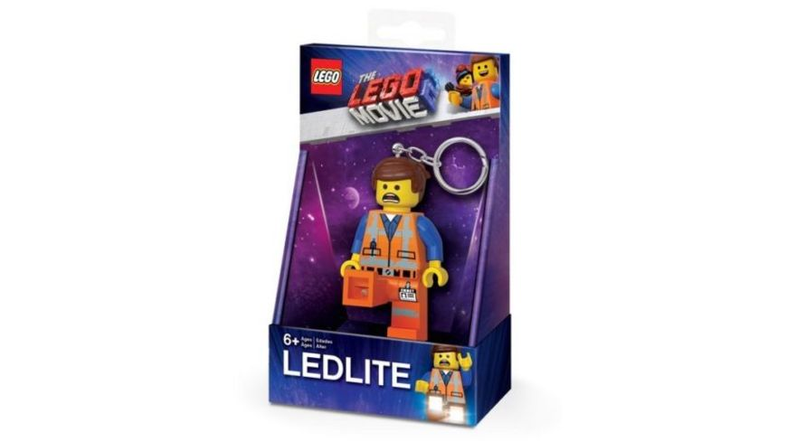 LEGO Movie 2 LED Minitaschenlampe Emmet